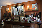Bar at Sonoma State Historic Park