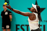 American Sloane Stephens during Mutua Madrid Open 2018 at Caja Magica in Madrid, Spain. May 07, 2018. (ALTERPHOTOS/Borja B.Hojas) /NortePhoto.com