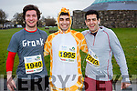 Michael B Kotsopoulos, /1995/ and Nathan Ahdout runners at the Kerry's Eye Tralee, Tralee International Marathon and Half Marathon on Saturday.