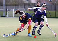 County Wanderers HC vs Romford HC Ladies 28-03-09