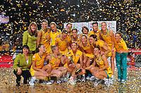 2011 Int Netball AUS v NZ