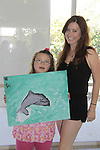 Melissa  Archer- A Painting Party where actors and children and adults do paintings to be auctioned off at the Night of Stars and on the Marco Island Princess- Actors from Y&R, General Hospital and Days donated their time to Southwest Florida 16th Annual SOAPFEST - a celebrity weekend May 22 thru May 25, 2015 benefitting the Arts for Kids and children with special needs and ITC - Island Theatre Co. on May 23 , 2015 on Marco Island, Florida. (Photos by Sue Coflin/Max Photos)