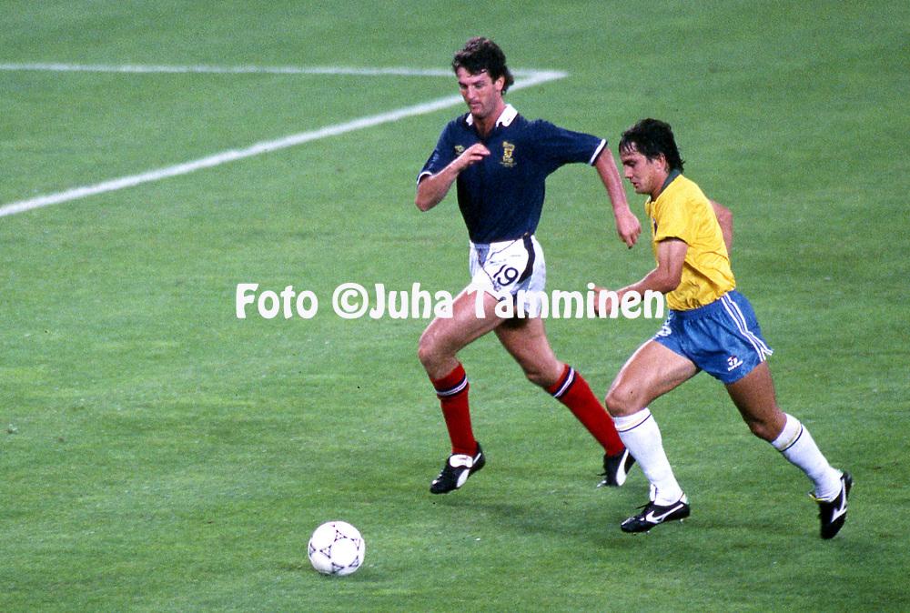 Brazil - Scotland   Juha Tamminen