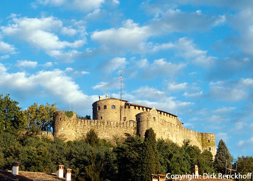 Gorizia, Castello, Venetien-Friaul, Italien