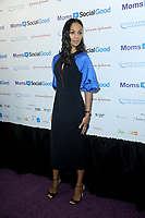 www.acepixs.com<br /> May 4, 2017  New York City<br /> <br /> Zoe Saldana attending the kick off event for  Moms + SocialGood Global Moms Relay campaign founded by Johnson &amp; Johnson and United Nations Foundation to improve the wellbeing of families around the world on May 4, 2017 in New York City.<br /> <br /> Credit: Kristin Callahan/ACE Pictures<br /> <br /> <br /> Tel: 646 769 0430<br /> Email: info@acepixs.com