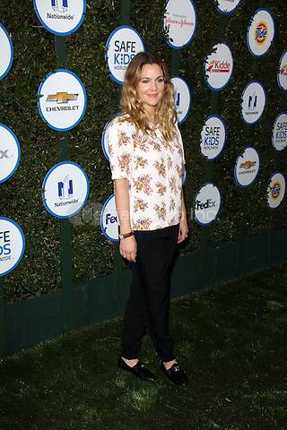 Drew Barrymore Safe Kids Day 2015 at The Lot on April 26, 2015 in West Hollywood, California. Credit: David Edwards/DailyCeleb/MediaPunch