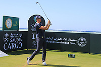 Henrik Stenson (SWE) on the 16th during the Pro-Am of the Saudi International at the Royal Greens Golf and Country Club, King Abdullah Economic City, Saudi Arabia. 29/01/2020<br /> Picture: Golffile | Thos Caffrey<br /> <br /> <br /> All photo usage must carry mandatory copyright credit (© Golffile | Thos Caffrey)
