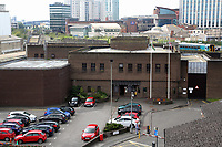 HMP Cardiff Prison, Wales, UK.
