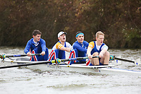 Crew: 118   MCLwt4-   Newcastle University (A Laws)<br /> <br /> BUCS Head 2019 - Sunday<br /> <br /> To purchase this photo, or to see pricing information for Prints and Downloads, click the blue 'Add to Cart' button at the top-right of the page.