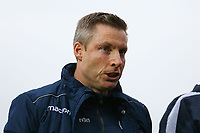 Millwall manager Neil Harris during AFC Wimbledon vs Millwall, Emirates FA Cup Football at the Cherry Red Records Stadium on 16th February 2019