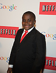 WASHINGTON, DC - MAY 2: 'Kid President' Robby Novak attending the Google and Netflix party to celebrate White House Correspondents' Dinner on May 2, 2014 in Washington, DC. Photo Credit: Morris Melvin / Retna Ltd.