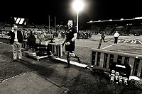 All Blacks captain Kieran Read walks from the field after the Rugby Championship match between the NZ All Blacks and Argentina Pumas at Yarrow Stadium in New Plymouth, New Zealand on Saturday, 9 September 2017. Photo: Dave Lintott / lintottphoto.co.nz