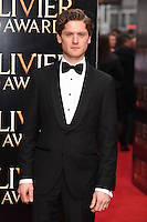 Kyle Soller arrives for the Olivier Awards 2015 at the Royal Opera House Covent Garden, London. 12/04/2015 Picture by: Steve Vas / Featureflash