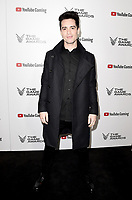 LOS ANGELES - DECEMBER 6: Brendon Urie attends the 2018 Game Awards at the Microsoft Theater on December 6, 2018 in Los Angeles, California. (Photo by Scott Kirkland/PictureGroup)