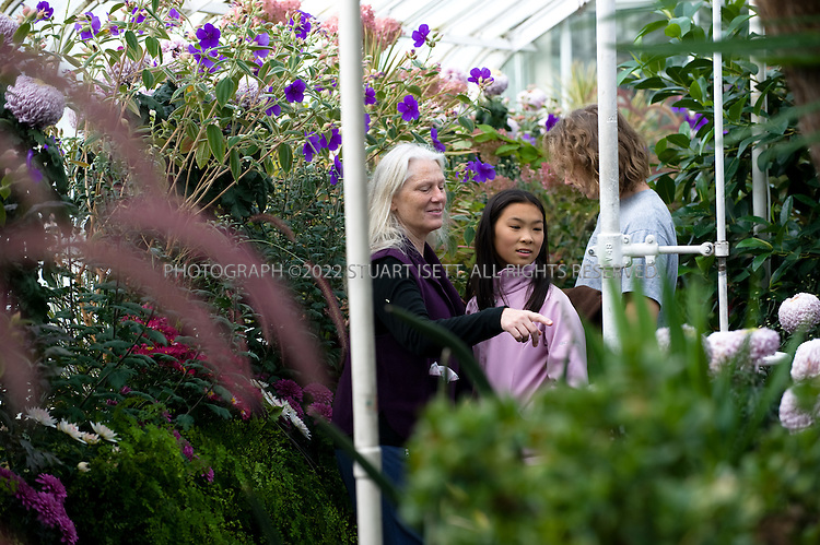 10/10/2008--Seattle, WA, USA..The glass-roofed conservatory in Seattle's Volunteer Park (1400 E Galer St, 206-684-4743; www.seattle.gov), was fashioned after London?s Crystal Palace...Part of the Olmsted brother?s turn of the century vision for the city?s parks and public boulevards, Volunteer Park is often overlooked by locals..©2008 Stuart Isett. All rights reserved.