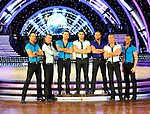 Michael Vaughan,Phil Tufnell,Pasha Kovalev,Louis Smith,Robin Windsor,James Jordan,Artem Cingvintsevat the Strictly Come Dancing Tour photocall at the National Indoor  Birmingham7 Jan 2013 Picture By: Brian Jordan / Retna Pictures.. ..-..