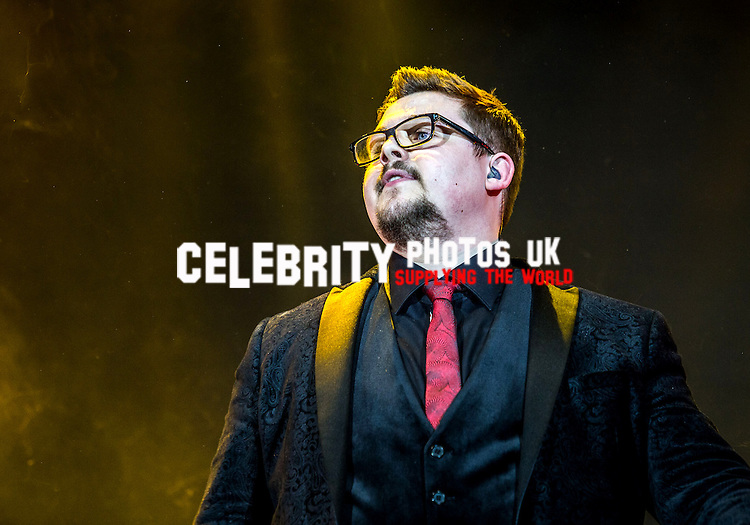 Che Chesterman the 'The X Factor' Live Tour 2016 at the Genting Arena  Birmingham, United Kingdom 27 Feb 2016