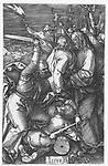 Imprisonment, Albrecht Dürer, 1508