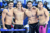 Team ITALY ITA <br /> Men's 4x50 Medley Relay <br /> Hangh Zhou 15/12/2018 <br /> Hang Zhou Olympic &amp; International Expo Center <br /> 14th Fina World Swimming Championships 25m <br /> Photo Andrea Staccioli/ Deepbluemedia /Insidefoto