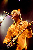 Aug 13, 1996: PAUL WELLER - Victoria Hall Hanley Stoke-on-Trent UK