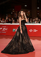 L'attrice e modella rumena Madalina Ghenea posa sul red carpet per la presentazione del film 'Irishman' alla 14^ Festa del Cinema di Roma all'Aufditorium Parco della Musica di Roma, 21 ottobre 2019.<br /> Romanian model and actor Madalina Ghenea poses on the red carpet to present his movie 'Irishman' during the 14^ Rome Film Fest at Rome's Auditorium, on 21 October 2019.<br /> UPDATE IMAGES PRESS/Isabella Bonotto