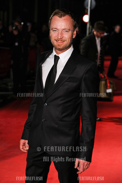"Richard Dormer at the premiere of ""Good Vibrations"" being shown as part of the London Film Festival 2012, Odeon Leicester Square, London. 19/10/2012 Picture by: Steve Vas / Featureflash"
