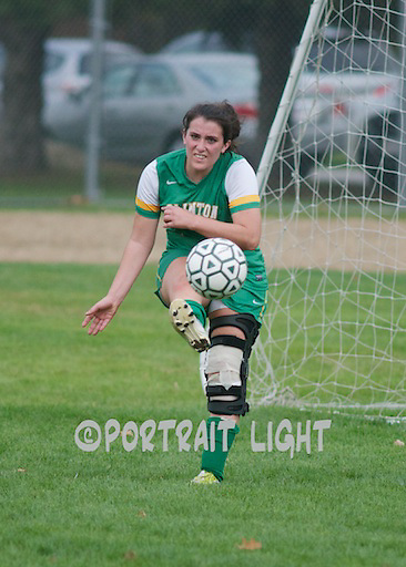 CHS senior captain Angela Pallotta.