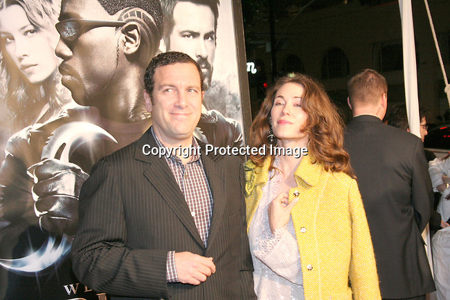 Producer Peter Frankfurt &amp; wife Liseanne<br />