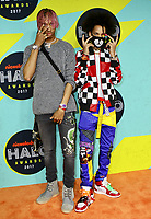 www.acepixs.com<br /> <br /> November 4 2017, New York City<br /> <br /> AYO &amp; TEO arriving at the Nickelodeon Halo Awards 2017 at Pier 36 on November 4, 2017 in New York City<br /> <br /> By Line: Nancy Rivera/ACE Pictures<br /> <br /> <br /> ACE Pictures Inc<br /> Tel: 6467670430<br /> Email: info@acepixs.com<br /> www.acepixs.com