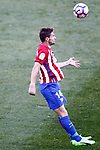 Atletico de Madrid's Gabi Fernandez during La Liga match. March 19,2017. (ALTERPHOTOS/Acero)