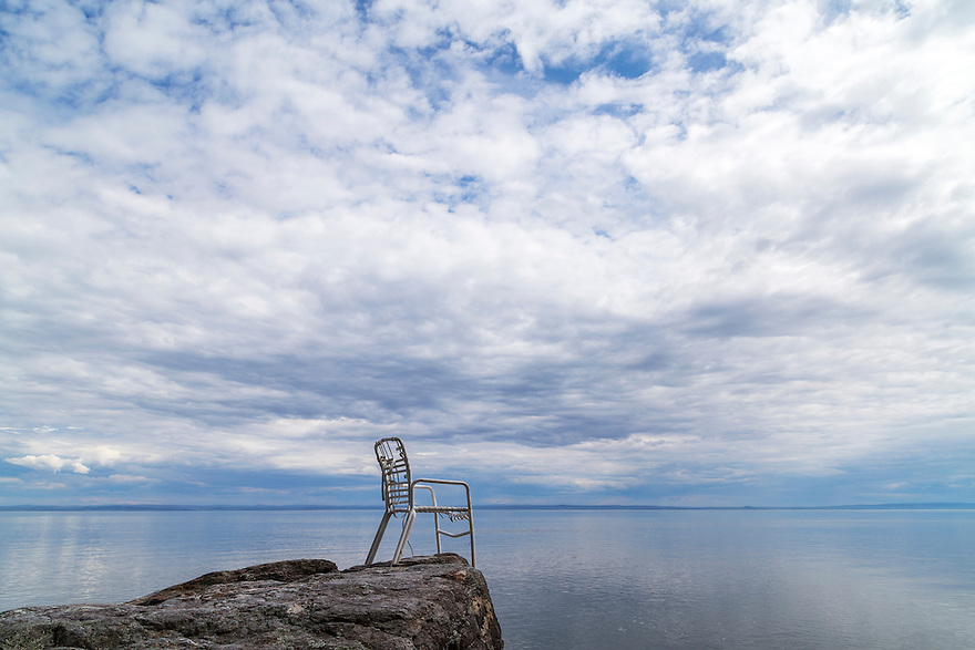 Chair with a View.