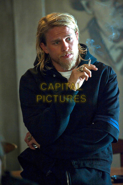 "Charlie Hunnam.in Sons of Anarchy (season 3, episode 11 ""Bainne"").*Filmstill - Editorial Use Only*.CAP/NFS.Supplied by Capital Pictures."