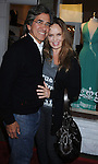 "SHERMAN OAKS, CA. - February 12: Peter Lopez and Catherine Bach attend the taping of TV Land docu-soap ""Harry Loves Lisa"" at Belle Gray Boutique's 7th Anniversary at Belle Gray Boutique on February 12, 2010 in Sherman Oaks, California."