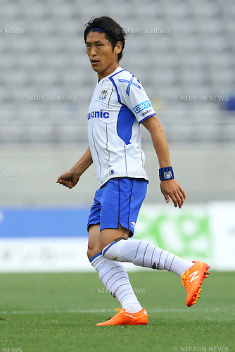 Daiki Niwa (Gamba),<br /> MAY 29, 2016 - Football / Soccer :<br /> 2016 J1 League 1st stage match between F.C.Tokyo 1-0 Gamba Osaka at Ajinomoto Stadium in Tokyo, Japan. (Photo by AFLO)
