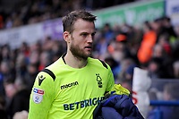 Nottingham Forest's Luke Steele<br /> <br /> Photographer Hannah Fountain/CameraSport<br /> <br /> The EFL Sky Bet Championship - Ipswich Town v Nottingham Forest - Saturday 16th March 2019 - Portman Road - Ipswich<br /> <br /> World Copyright &copy; 2019 CameraSport. All rights reserved. 43 Linden Ave. Countesthorpe. Leicester. England. LE8 5PG - Tel: +44 (0) 116 277 4147 - admin@camerasport.com - www.camerasport.com