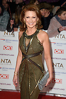 LONDON, UK. January 22, 2019: Bonnie Langford at the National TV Awards 2019 at the O2 Arena, London.<br /> Picture: Steve Vas/Featureflash