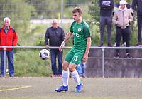 Visar Gashi (Offenbach) - Büttelborn 15.05.2019: SKV Büttelborn vs. Kickers Offenbach, A-Junioren, Hessenpokal Halbfinale