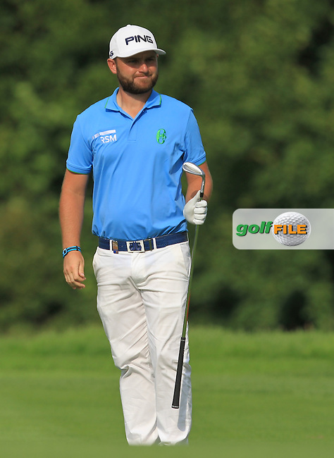 Andy Sullivan (ENG) on the 15th fairway during the Round 2 of the 2016 BMW International Open at the Golf Club Gut Laerchenhof in Pulheim, Germany on Friday 24/06/16.<br /> Picture: Golffile | Thos Caffrey