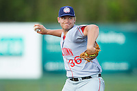 05.31.2014 - MiLB Hagerstown vs Kannapolis - Game One