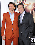 Bradley Cooper and Ed Helms at The Warner Bros. Pictures' L.A Premiere of  THE HANGOVER: PART III held at The Westwood Village Theater  in Westwood, California on May 20,2013                                                                   Copyright 2013 © Hollywood Press Agency