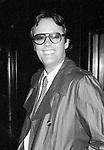 Peter Fonda leaving the NBC Building in New York City. January 4, 1981