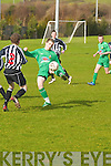 Kingdom Boys v St Joseph at Cahermoneen Dynamos Soccer Grounds on Sunday.. .    Copyright Kerry's Eye 2008
