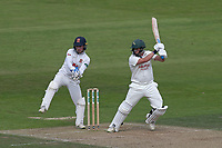 Steven Mullaney hits out for Nottinghamshire during Nottinghamshire CCC vs Essex CCC, Specsavers County Championship Division 1 Cricket at Trent Bridge on 12th September 2018
