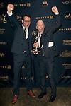LOS ANGELES - APR 29: Frederik Wiedmann, Mitch Watson at The 43rd Daytime Creative Arts Emmy Awards, Westin Bonaventure Hotel on April 29, 2016 in Los Angeles, CA