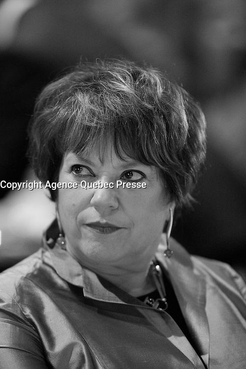 File photo -  Helene David<br />  Oct 2016<br /> <br /> Photo : Agence Quebec Presse