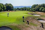 GROESBEEK  - hole Zuid 8 ,  Golf op Rijk van Nijmegen.   COPYRIGHT KOEN SUYK