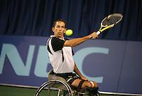 18-11-07, Netherlands, Amsterdam, Wheelchairtennis Masters 2007, Final, Ammerlaan