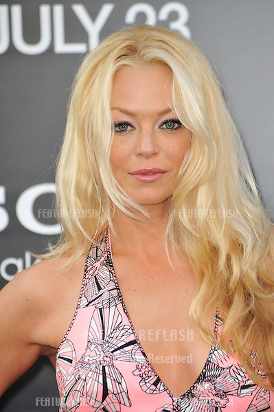 "Charlotte Ross at the premiere of ""Salt"" at Grauman's Chinese Theatre, Hollywood..July 19, 2010  Los Angeles, CA.Picture: Paul Smith / Featureflash"