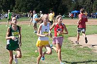 Varsity Girls Green @ 1.2 miles