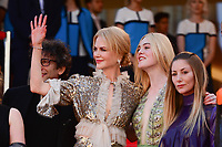 "21 May 2017 - Cannes, France - Nicole Kidman, Elle Fanning. ""How To Talk To Girls At Parties"" Premiere - 70th Annual Cannes Film Festival held at Palais des Festivals. Photo Credit: Jan Sauerwein/face to face/AdMedia"